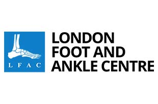 London Foot & Ankle logo