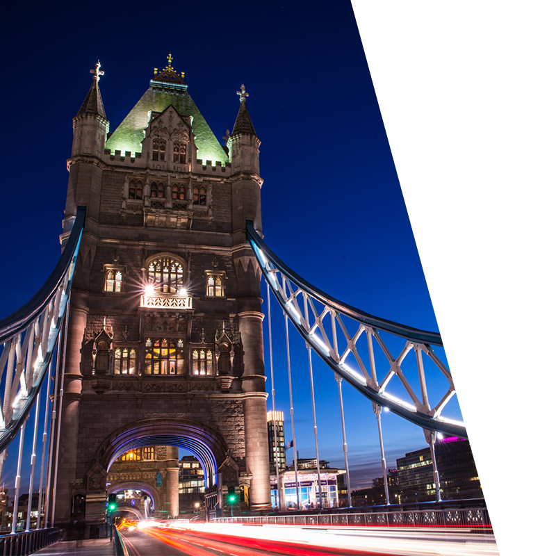 Search Engine Optimisation Background Image of Tower Bridge
